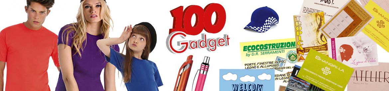 100 Gadget | Lo shop online di SeriGrafica Magalini